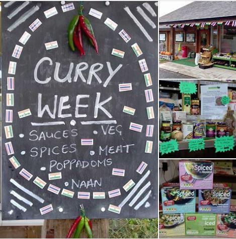 curry week