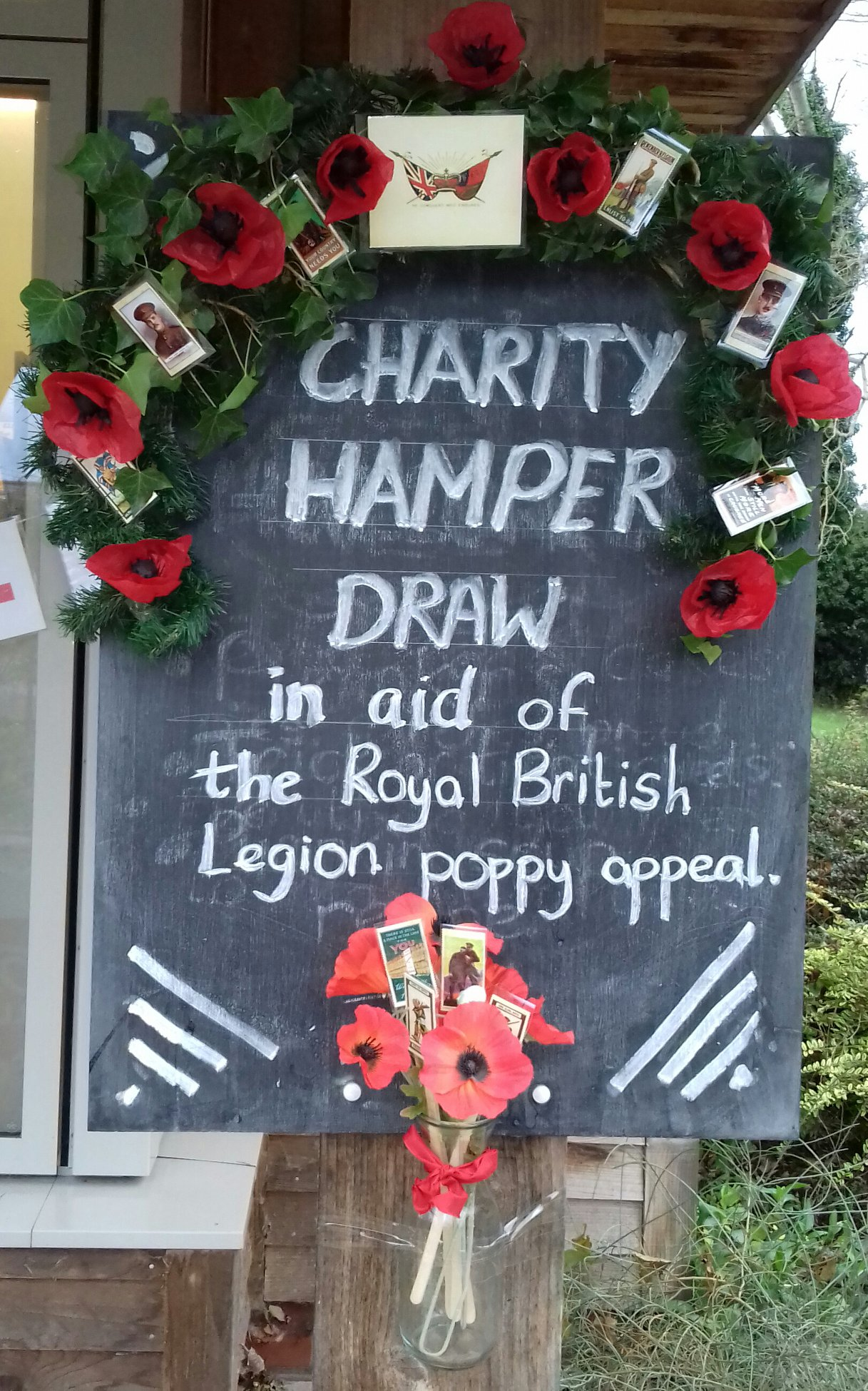 charity hamper draw